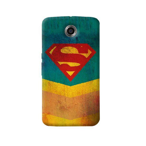 Super Girl Nexus 6 Case