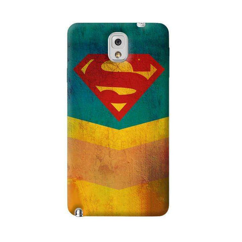 Super Girl Samsung Galaxy Note 3 Case
