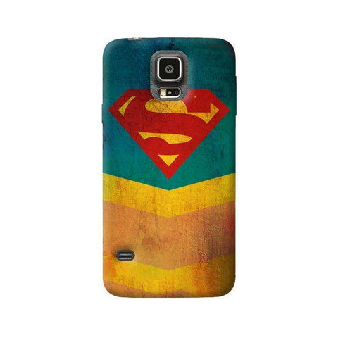 Super Girl Samsung Galaxy S5 Case