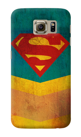 Super Girl Samsung Galaxy S6 Case