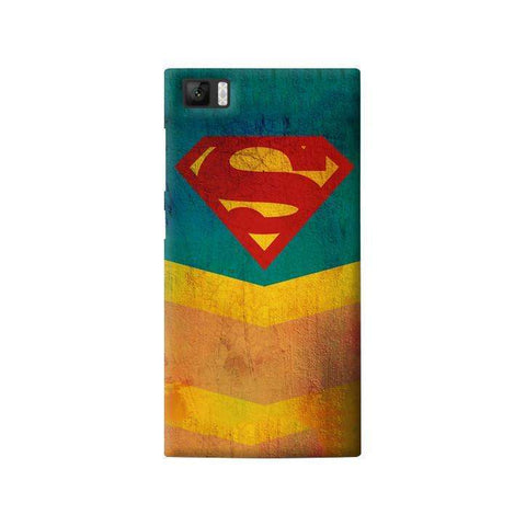Super Girl Xiaomi Mi3 Case