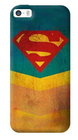 Supergirl Apple iPhone 5/5S Case