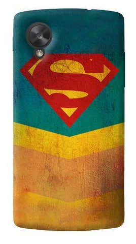 Supergirl LG Nexus 5 Case