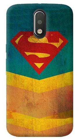 Supergirl Motorola Moto G4/ G4 Plus Case