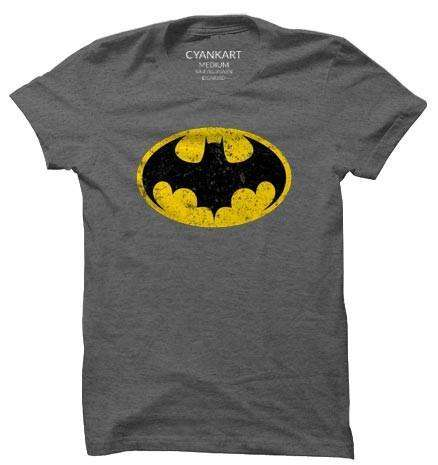 Buy cool funny graphic t shirts for men online in india for Superhero t shirts india