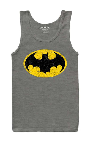 Superhero Bat Tank Top