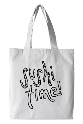 Sushi Time Tote Bag