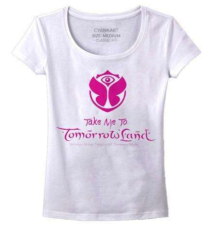 Take Me To Tomorrowland Women's T-Shirt