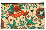 Tattoos Studio Pouch