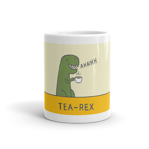 Tea Rex Coffee Mug