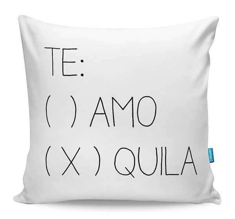 Tequila Cushion Cover