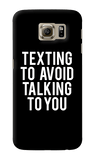 Texting Samsung Galaxy S6 Case