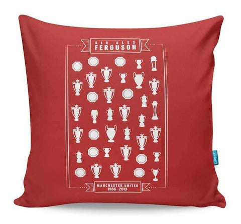 Thank You Sir Alex Cushion Cover