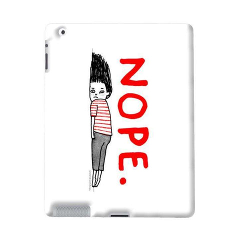 That January Feeling Apple iPad Case