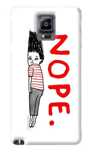 That January Feeling Samsung Galaxy Note 4 Case