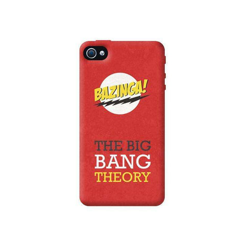 The Big Bang Theory Apple iPhone 4/4S Case