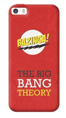 The Big Bang Theory Apple iPhone 5/5S Case