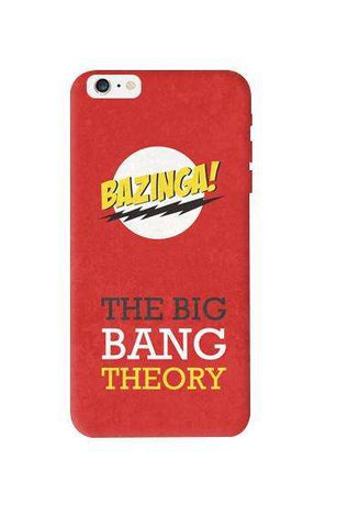 The Big Bang Theory Apple iPhone 6 Plus Case