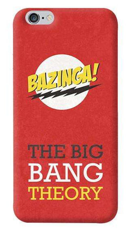 The Big Bang Theory Apple iPhone 6/6S Case