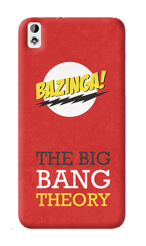 The Big Bang Theory HTC Desire 816 Case