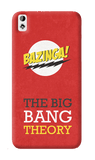 The Big Bang Theory HTC Desire 820 Case