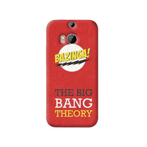 The Big Bang Theory HTC One 8 Case