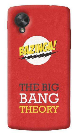 The Big Bang Theory LG Nexus 5 Case