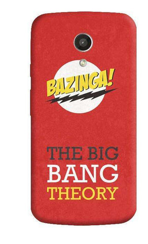 The Big Bang Theory Motorola Moto G 2nd Gen Case