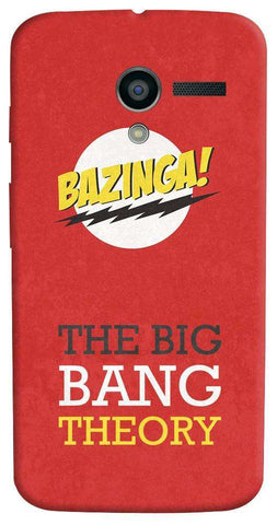 The Big Bang Theory Motorola Moto X Case