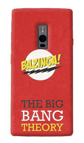 The Big Bang Theory OnePlus Two Case
