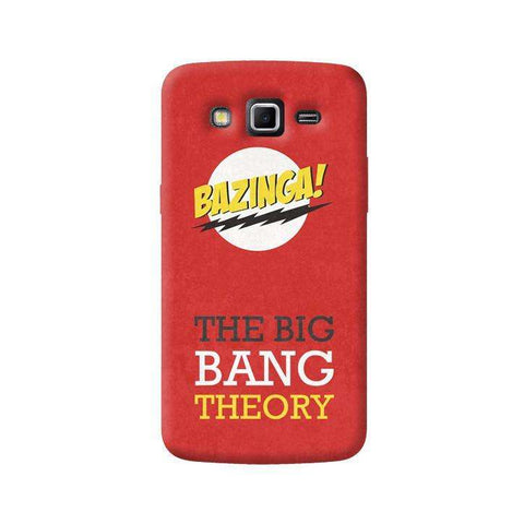 The Big Bang Theory Samsung Galaxy Grand 2 Case