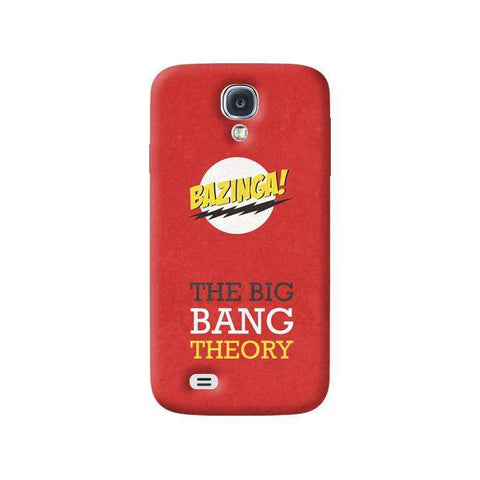 The Big Bang Theory Samsung Galaxy S4 Case