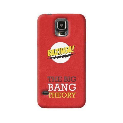 The Big Bang Theory Samsung Galaxy S5 Case