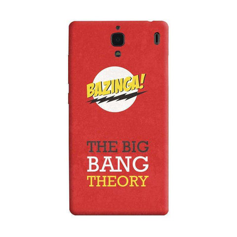 The Big Bang Theory Xiaomi Redmi 1S Case