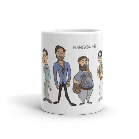 The Hangover Coffee Mug