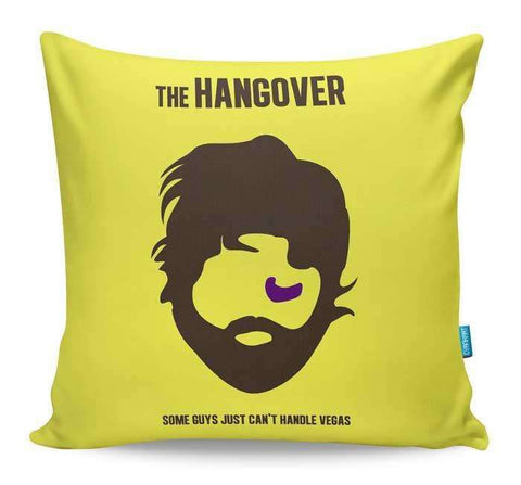 The Hangover Minimal Cushion Cover
