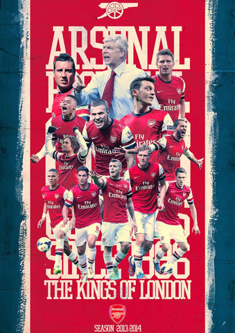 The Kings of London Poster