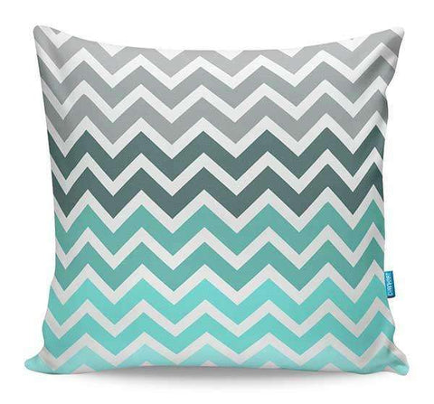 Tiffany Fade Chevron Cushion Cover