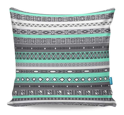 Tiffany Turquoise Aztec Cushion Cover