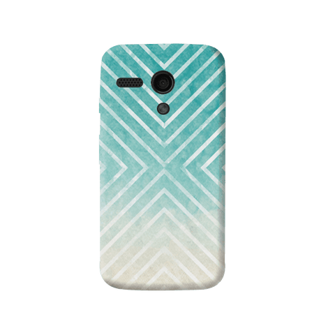 To The Beach Moto G Case