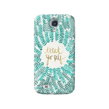 Treat Yoself Galaxy S4 Case