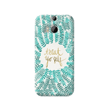 Treat Yoself HTC One M8 Case