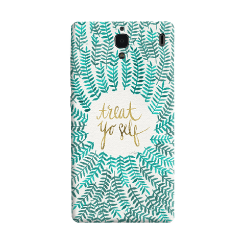 Treat Yoself Redmi 1S Case