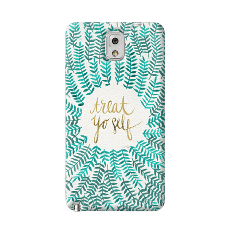 Treat Yoself Samsung Galaxy Note 3 Case