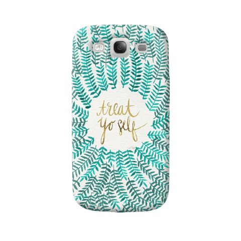 Treat Yoself Samsung Galaxy S3 Case