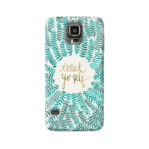 Treat Yoself Samsung Galaxy S5 Case