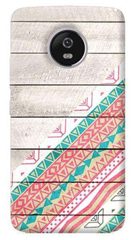 Tribal Aztec Motorola Moto G5 Plus Case