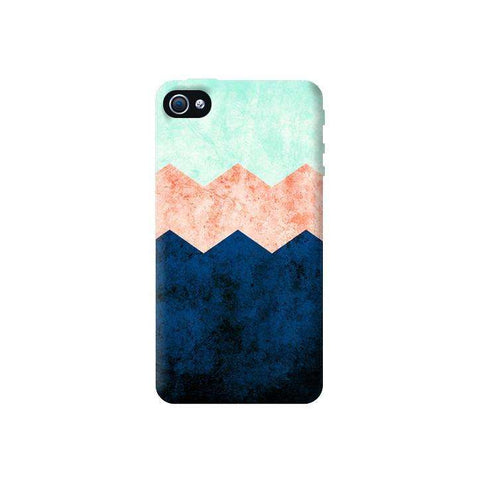 Triple Chevron Apple iPhone 4/4S Case