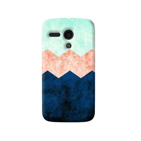 Triple Chevron Moto G Case