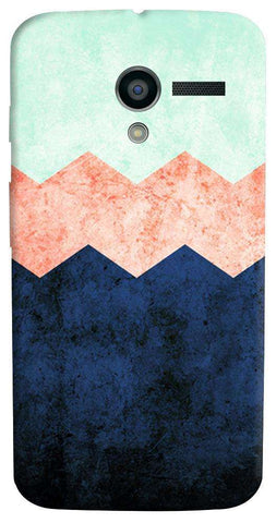 Triple Chevron Motorola Moto X Case